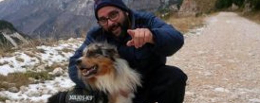 Corsa sul web per ritrovare i cani Segnalazioni anche da Bergamo