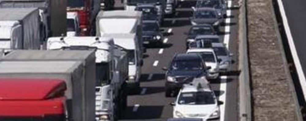 Ecco il traffico in tempo reale Migliora il traffico in autostrada