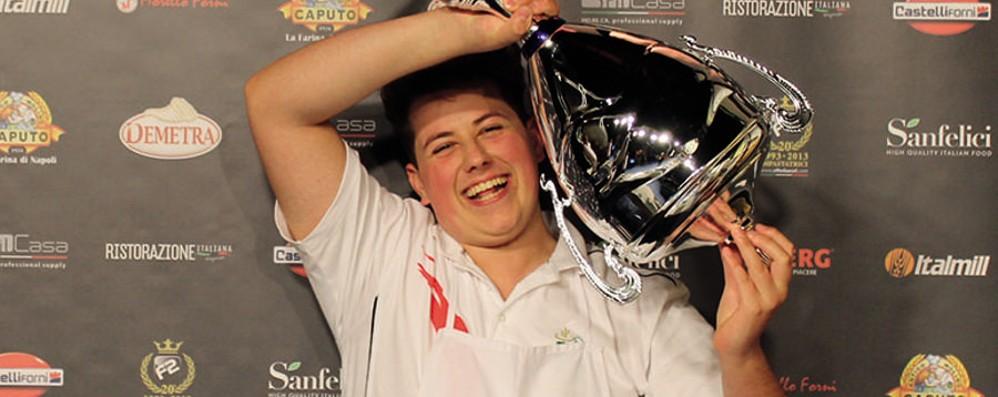Ian Spampatti vince Pizza Masterchef Trionfo bergamasco in finale - Foto