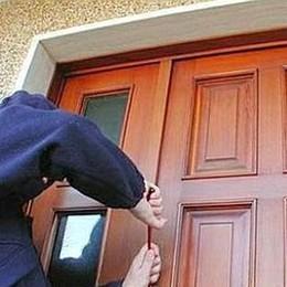 Incubo furti in casa, soprattutto del  Pc Ma un bergamasco su 2 non ha allarmi