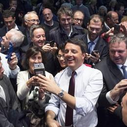 Intervista de L'Eco al premier Renzi «L'Italia deve avere coraggio»