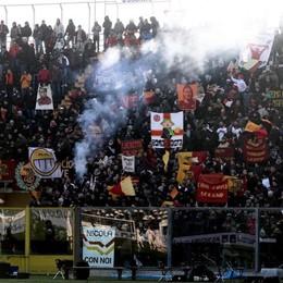Roma, sì ai tifosi a Bergamo Nessuno stop (per ora) alla trasferta