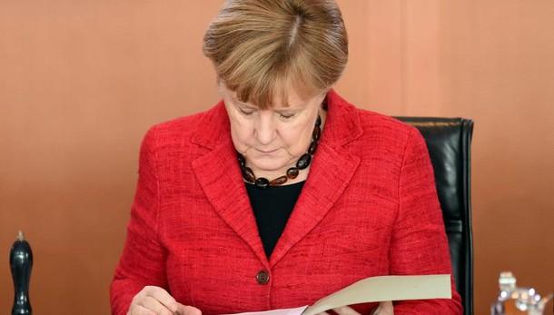 Merkel si candiderà per quarto mandato