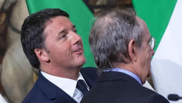 Renzi,con riforme sale Pil,senza spread