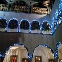Babbo Natale ha trovato casa Dal 19 novembre è a Gandino