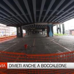 Cavalcavia: problemi e divieti anche a Boccaleone