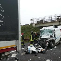 Incidenti,  aumentano le vittime   A Bergamo l'8,9% del totale lombardo