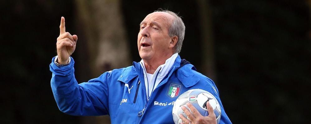 Italia-Germania, niente spot Intralot Logo usato negli allenamenti