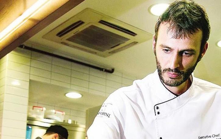 A 34 anni chef del «Reina» ristorante vip di Istanbul