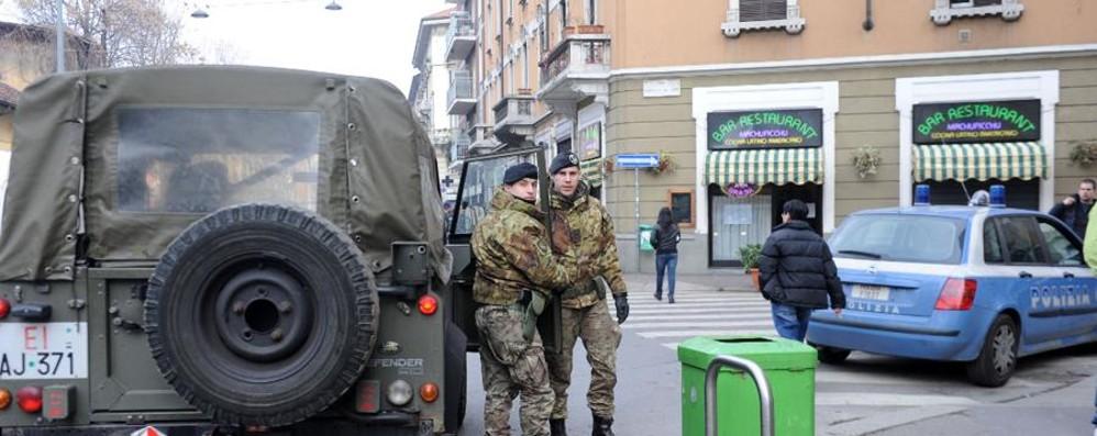 L'esercito a Milano e le periferie da curare