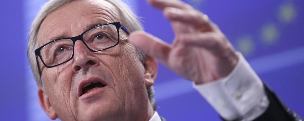 L'eurocrate Juncker e i guai dell'Unione