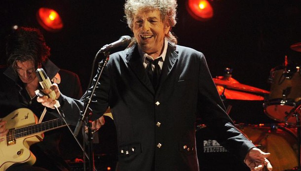 Nobel: Dylan a Stoccolma l'anno prossimo
