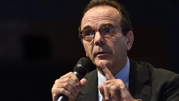Parisi, oggi nasce Energie per Italia