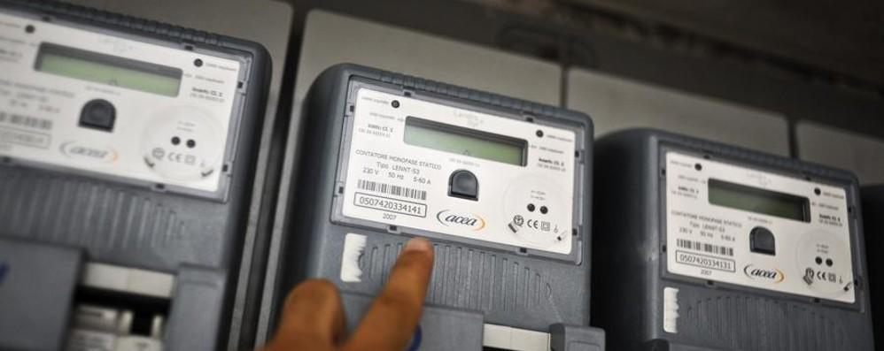 Romano, manomettono il contatore Ora l'Enel vuole 53 mila euro