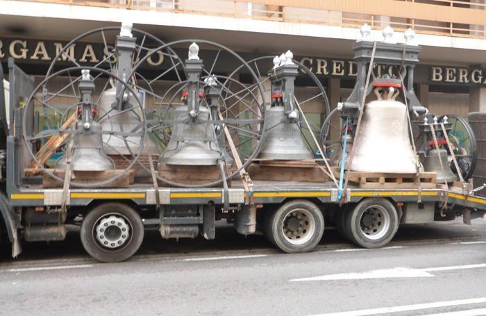 Il camion con le campane