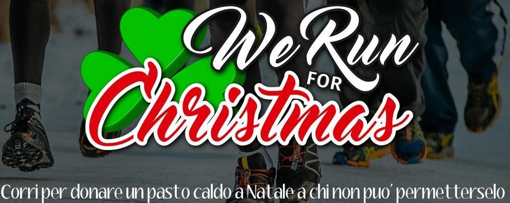 Tutti di corsa per Natale  24 ore in nome della solidarietà