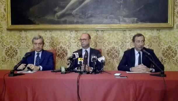 Alfano, altri 150 soldati a Milano