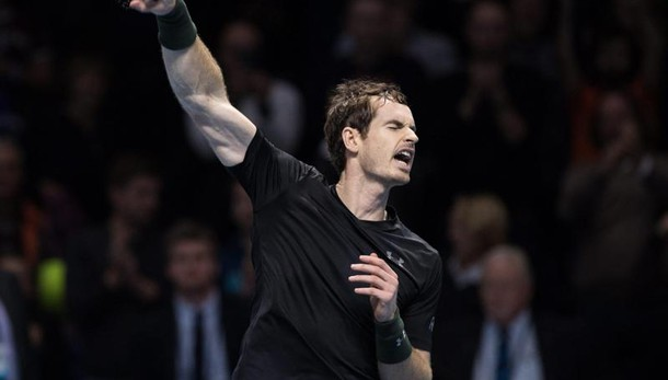 Atp Finals, Murray in finale