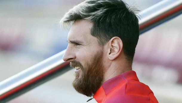 Barcellona: attacco di vomito per Messi