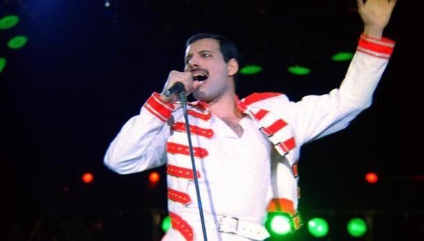 Freddie Mercury, 25 anni fa la morte