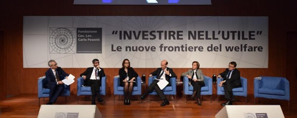 La Fondazione Pesenti a confronto sulle nuove frontiere del welfare