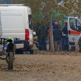 Motociclista di Credaro grave  Travolto in un crossodromo a Crema