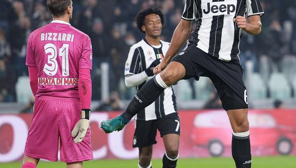 Serie A: Juventus-Pescara 3-0