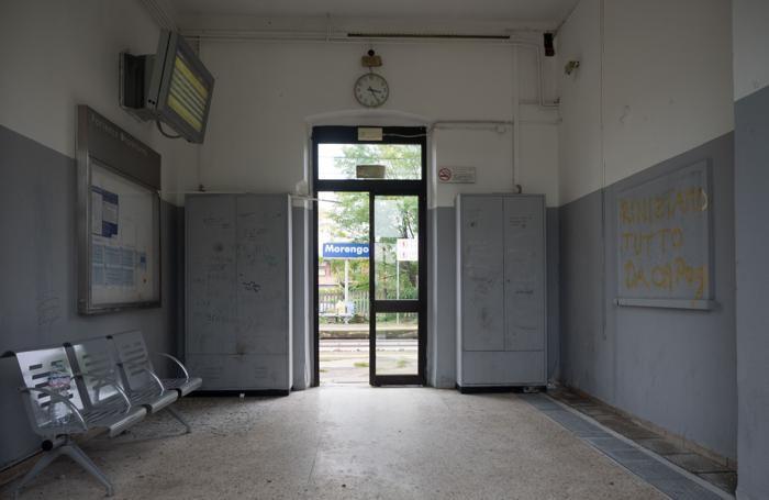 La stazione di Morengo