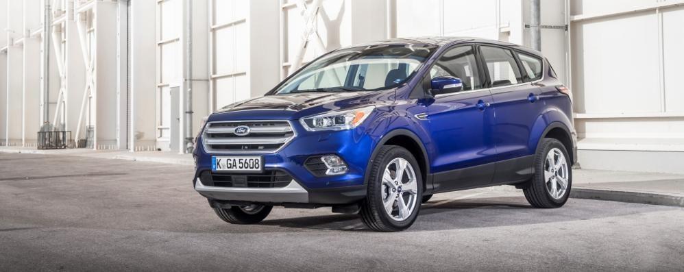 Sulla nuova Ford Kuga più comfort e sicurezza
