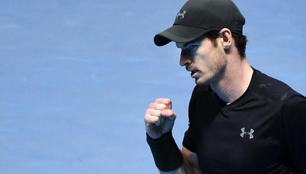 Murray vince Atp Finals, è lui il n.1