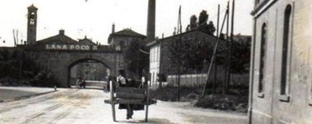 Anno 1938, in città con il carretto Oggi all'ex gasometro romba il traffico