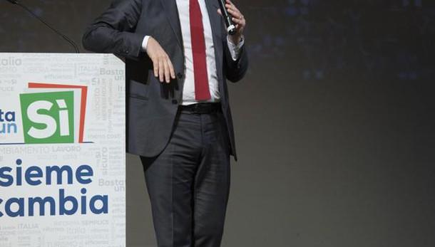 Renzi, se vince Sì Italia forte e solida