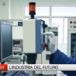 Al Kilometro Rosso si pensa all'industria del futuro