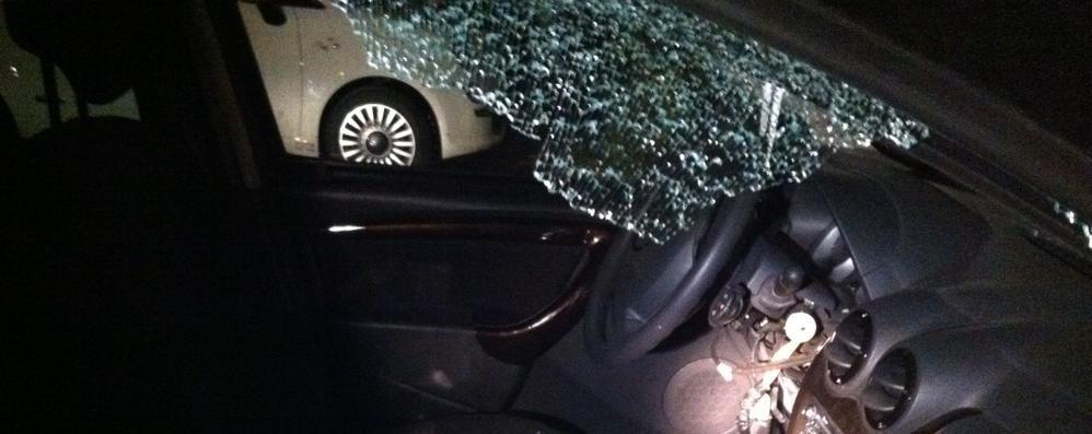 Furti e danneggiamenti ad auto Due denunce a Treviglio