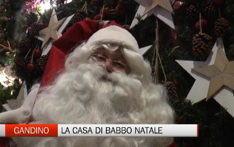 Dove Si Trova Ora Babbo Natale.Gandino La Casa Di Babbo Natale Fino Al 27 Dicembre Video Gandino