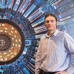 Alberto, fisico al Cern «Qui aiutiamo l'uomo»