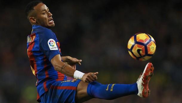 Bufera su Neymar, chiesti 2 anni carcere