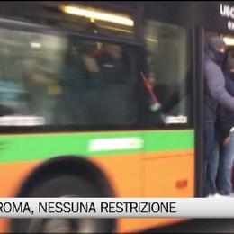 Osservatorio, nessuna restrizione per i tifosi della Roma