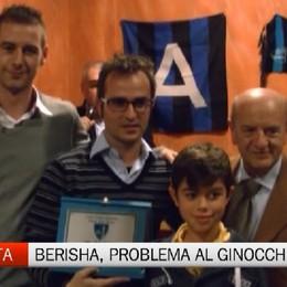 Spinazzola e Freuler al Club Amici Atalanta di Ponte San Pietro