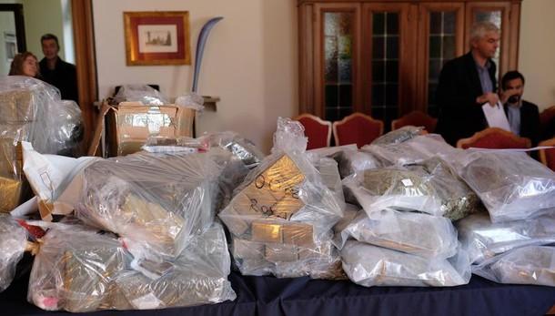 Traffico di droga, 45 arresti a Milano