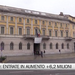 Bilancio Comune di Bergamo: entrate in aumento, anche grazie al picco di multe