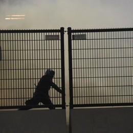Ufficiale, niente sanzioni per i romanisti Sì alle trasferte nonostante gli scontri