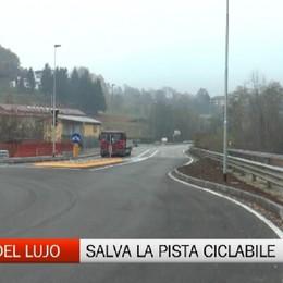 Valle del Lujo, salvo il finanziamento della pista ciclabile