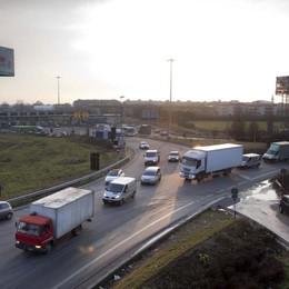 Autostrada, arrivano 25 milioni di euro per sistemare il pazzo rondò di Bergamo