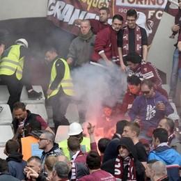 Bomba carta nel derby Juve-Toro Chiesti 7 anni e mezzo per l'ultrà