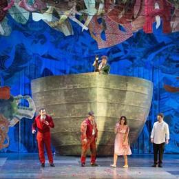 Donizetti superstar finisce su Sky L'opera Olivo e Pasquale dal teatro  alla tv