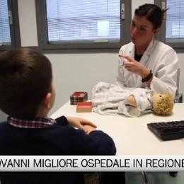 L'assessore Gallera: Il Papa Giovanni è il migliore ospedale della Lombardia