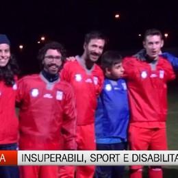 Rovetta, sport e disabilità: la scuola calcio Insuperabili