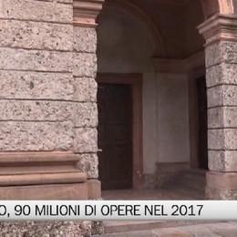 Bergamo: 90 milioni di lavori nel 2017