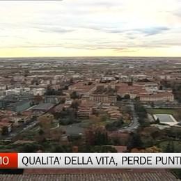 Qualità della vita, Bergamo scende al 25esimo posto